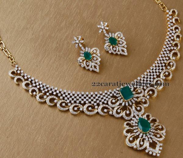 Diamond Set by Surana Jewellers