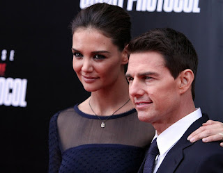 Tom Cruise Love more than ever to his wife, Katie Holmes