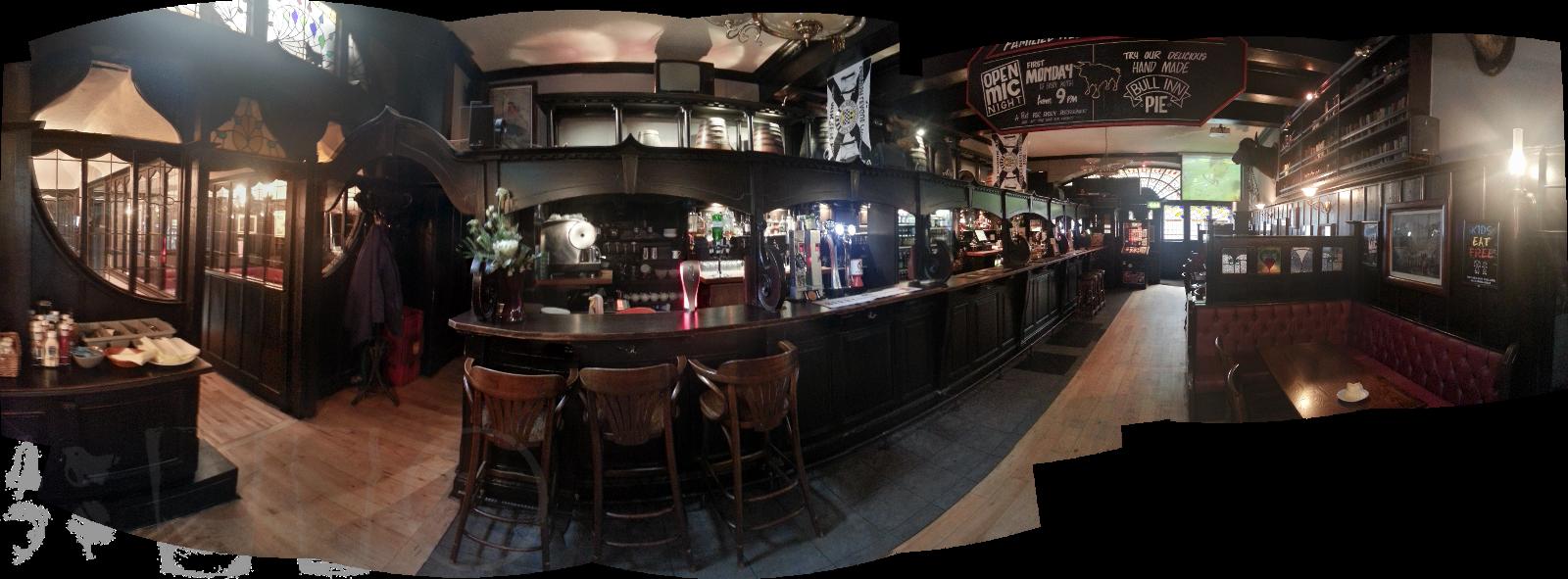 Bull Inn,Glasgow