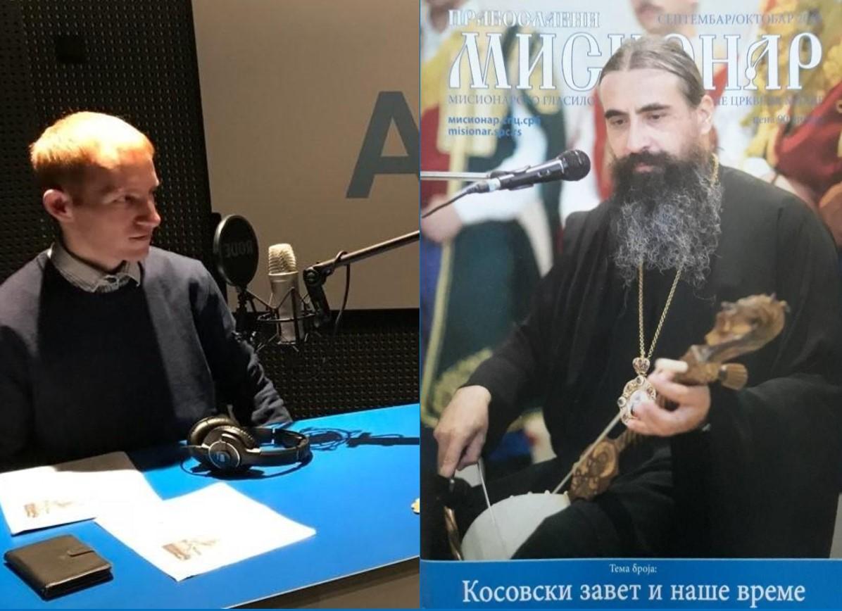 На радију Светигори: О 363. броју Православног мисионара