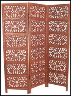 biombo celosia marroqui, biombo decorativo, biombo rustico