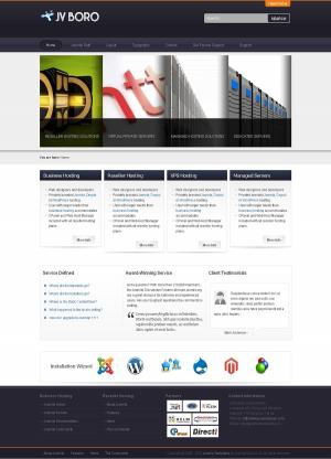 Share template JV Boro - Joomla 1.5