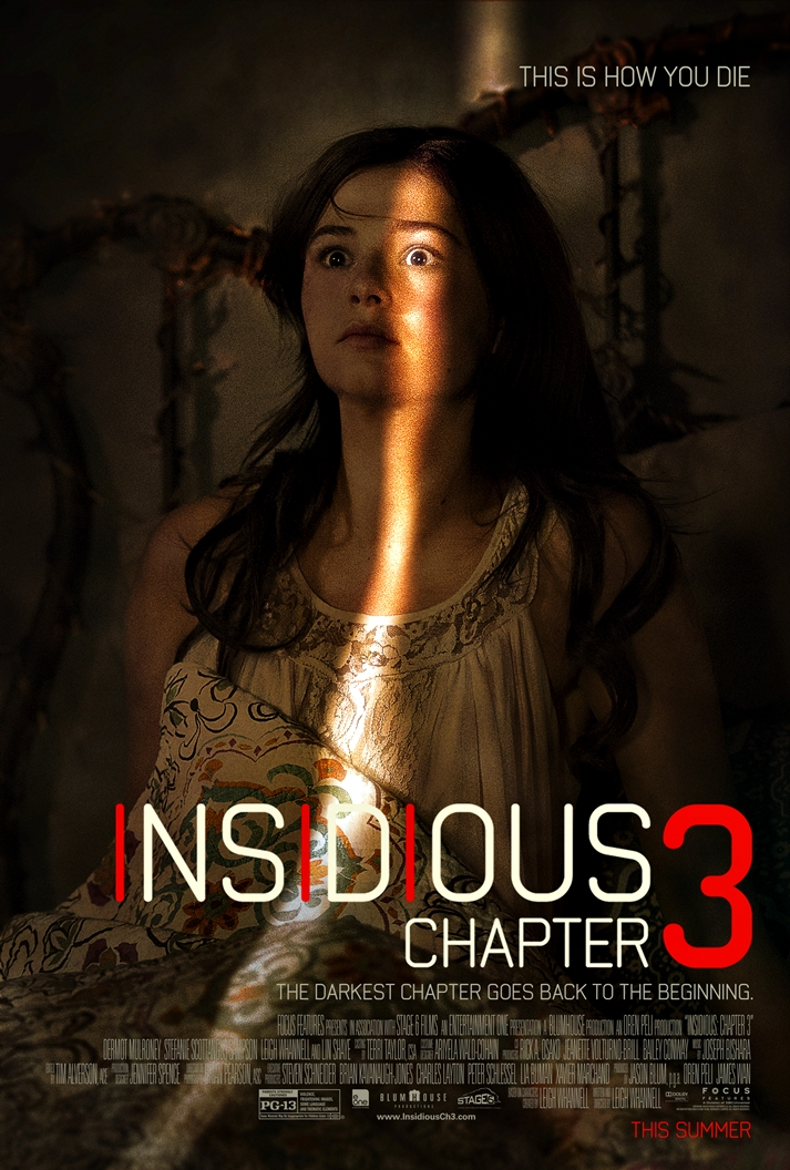Póster: Insidious: Chapter 3