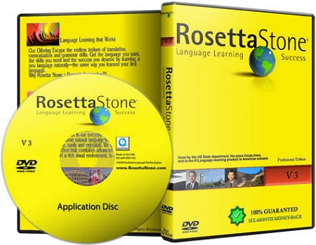 Rosetta Stone 4.1.15 Full Crack + Langguage Pack English