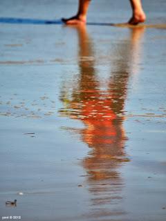 sand mirror