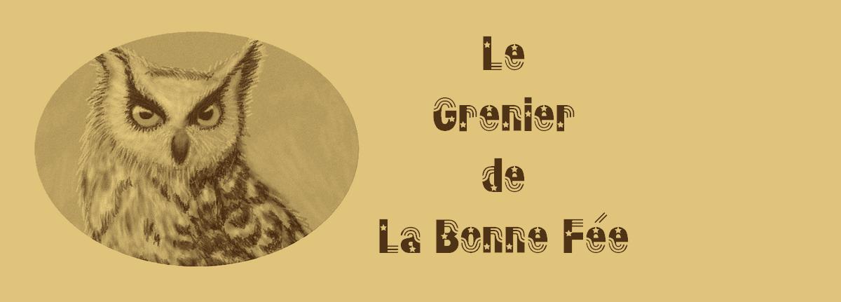 """Le Grenier de La Bonne Fée - Créations """"fée"""" main"""