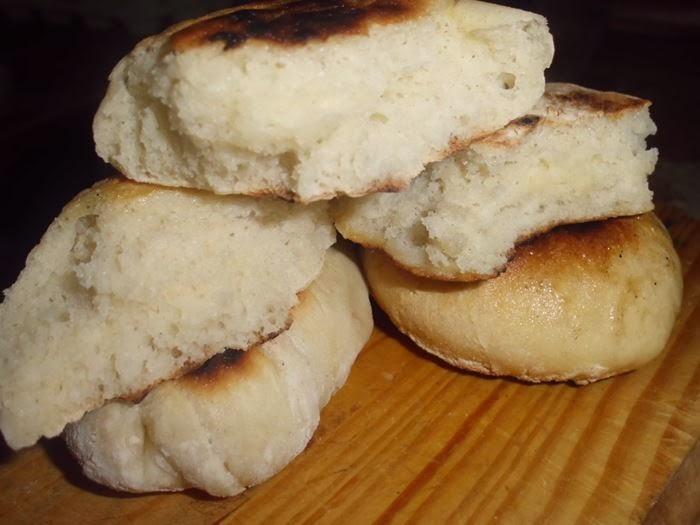 recetas de pan naan