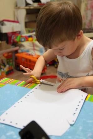 Детское творчество.
