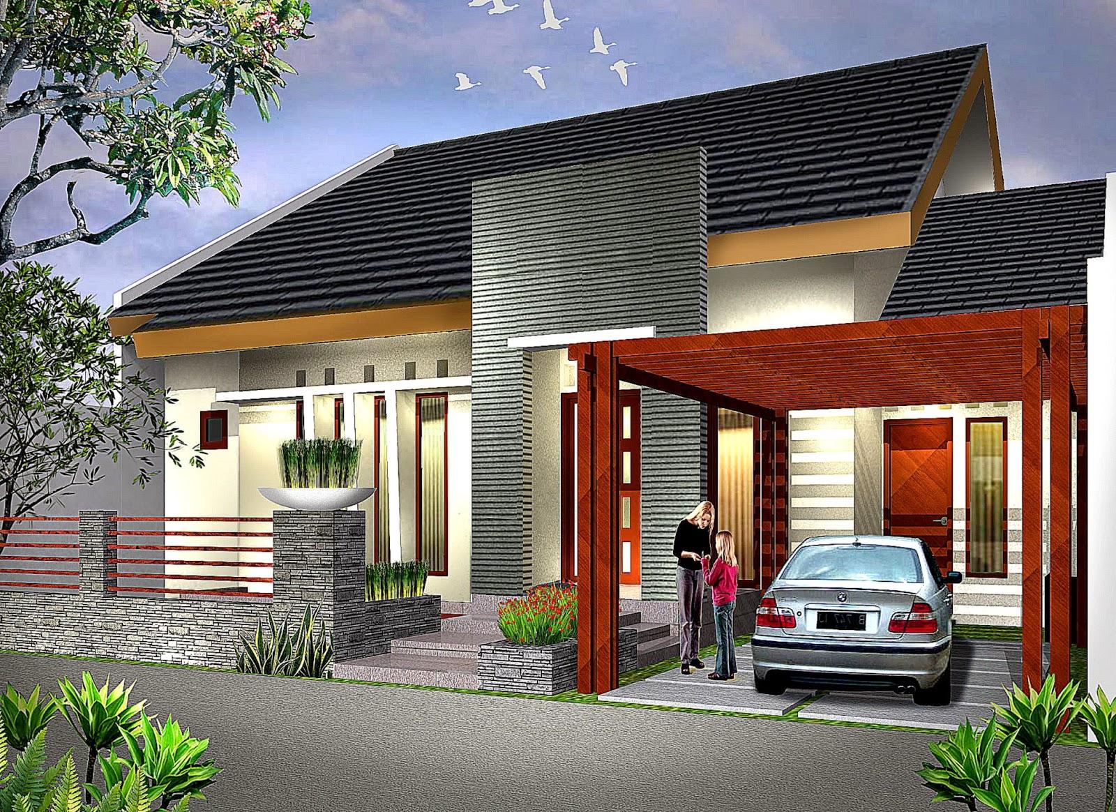 Desain Ruangan Rumah Minimalis Type  Desain Rumah Unik