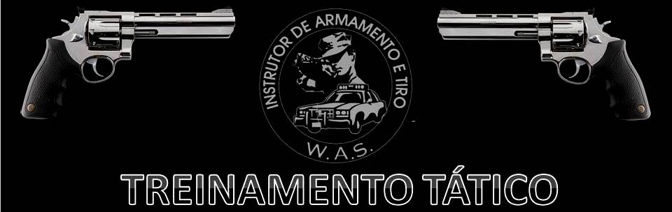 WAS - INSTRUTOR DE ARMAMENTO E TIRO