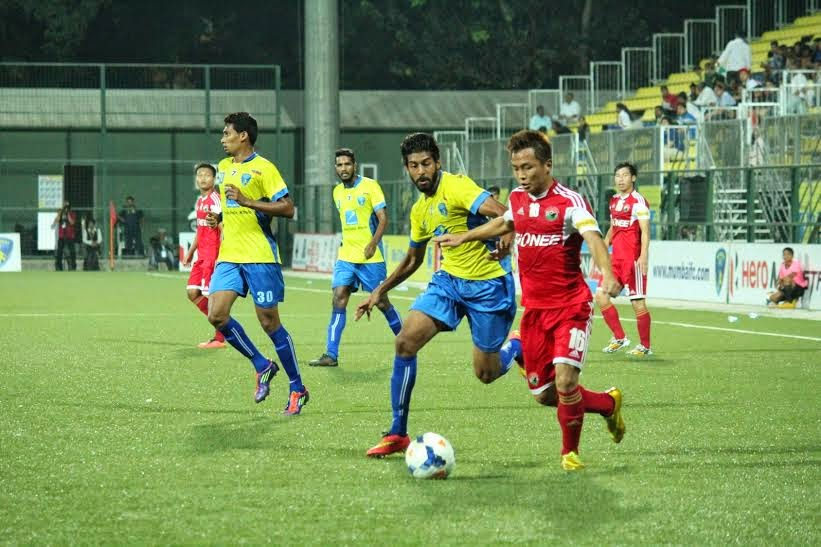 Hero i-League 2015 Results: Lajong Thrash Mumbai while Mohun Bagan win
