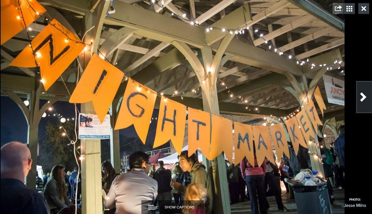 Junction Night Market 2013