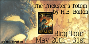 The Trickster&#39;s Totem by H.B. Bolton