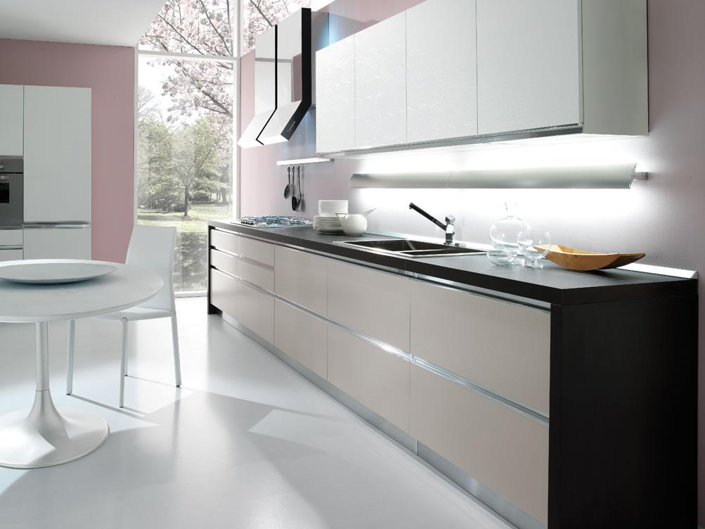 Una cocina para el relax cocinas con estilo for Cocinas rosas y blancas