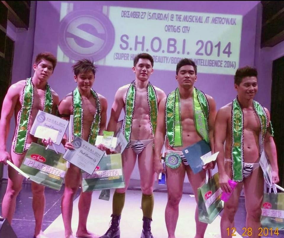 S.H.O.B.I. 2014 WINNERS