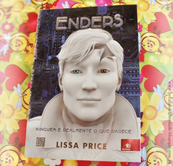 Enders, Lissa Price, editora Novo Conceito, Starters, livro, capa, série, sinopse