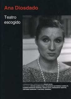 """""""Teatro escogido"""" - Ana Diosdado"""
