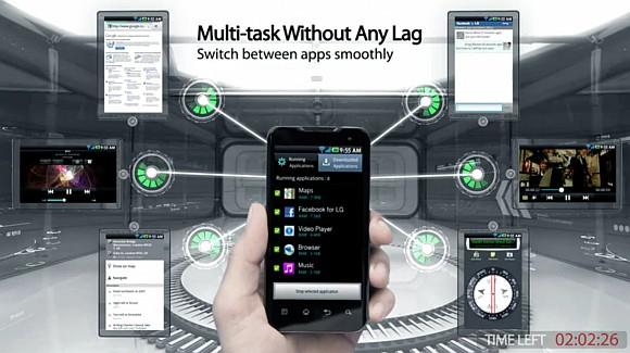 LG Optimus X T Mobile
