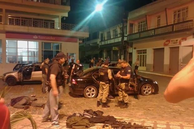 936aa51da57 Nove assaltantes são mortos em operação policial em Itamonte ...