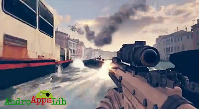 Modern Combat 5 ipa iPhone/iPad