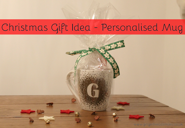 Christmas Homemade Personalised Mug and Hot Chocolate Gift Idea