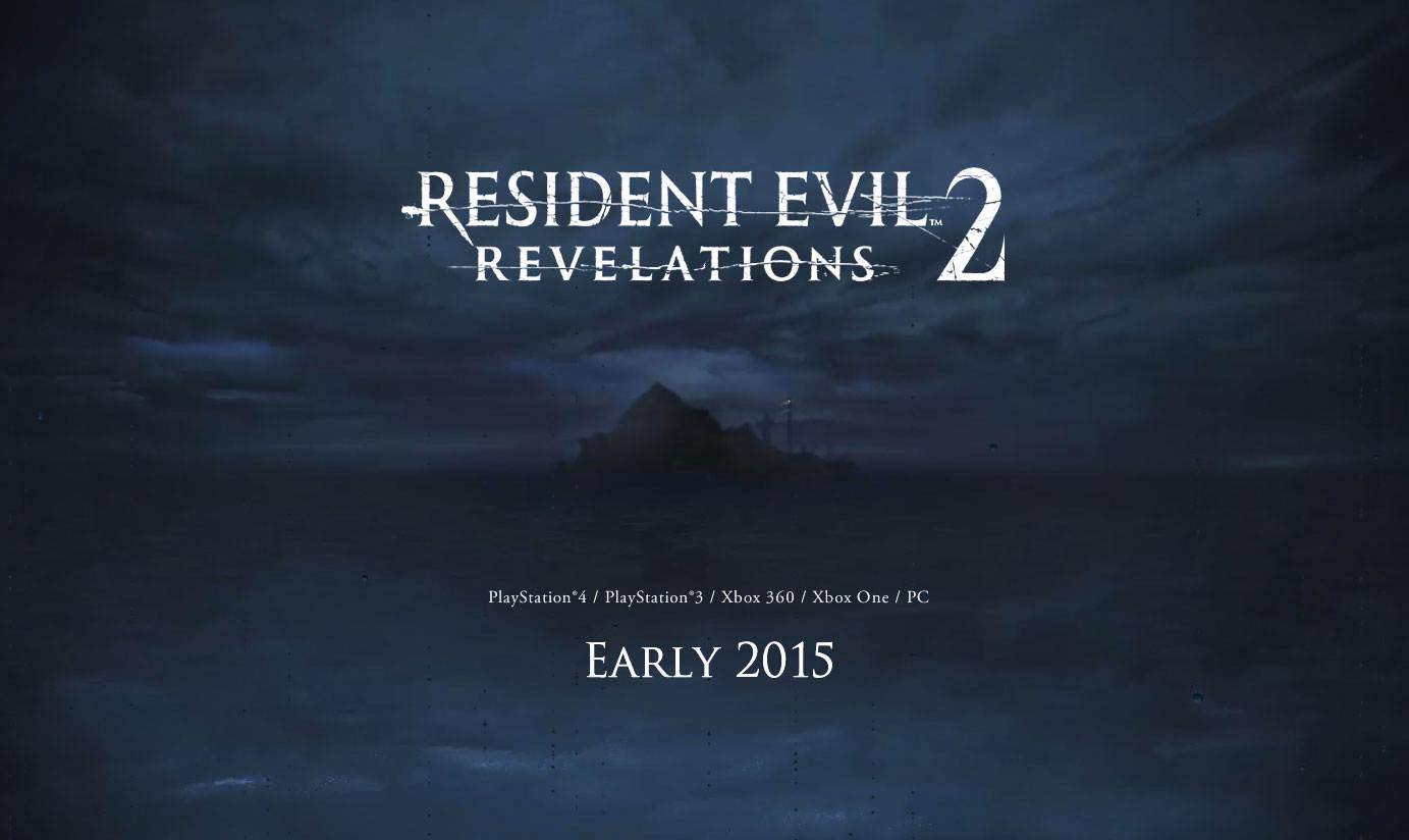 Resident Evil Revelations 2 Tanıtımı
