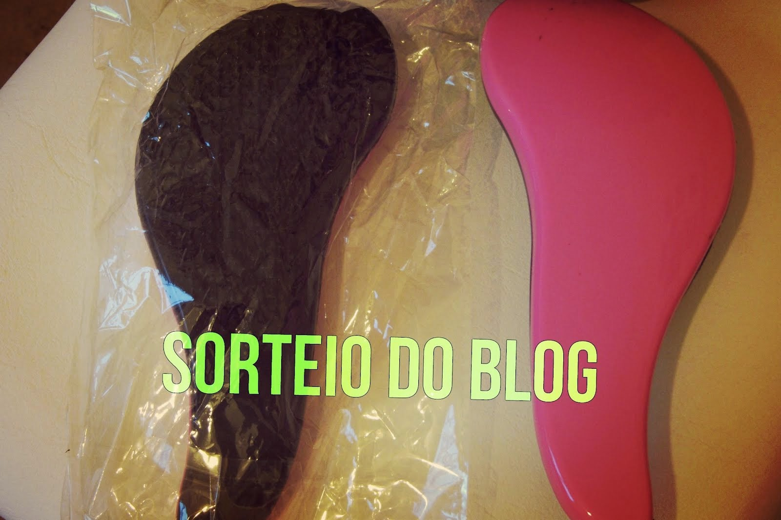 SORTEIO DO BLOG!!