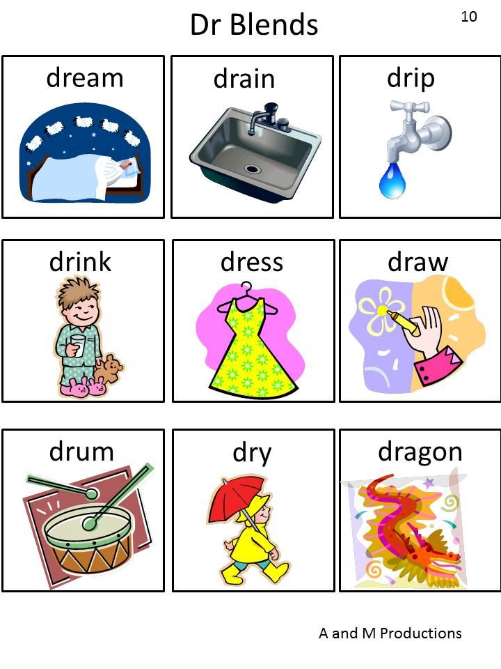 Speech Therapy Tools: HOW TO Develop a Strong u0026quot;Ru0026quot;: u0026quot;Ru0026quot; Blends