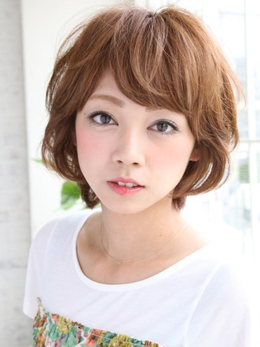 Hairstyle Dreams Japanese Asian Short Haircuts For Women 2012