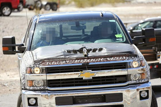 2016 Ou 2017 Chevrolet Silverado Et Gmc Sierra Hd Duramax