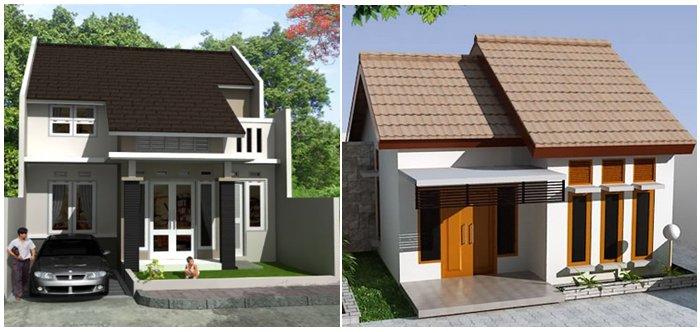 contoh desain rumah minimalis & BEST SELLER! Kumpulan DESAIN RUMAH MINIMALIS Terbaru 2013   Sama saja