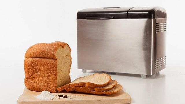 pan de molde y panificadora