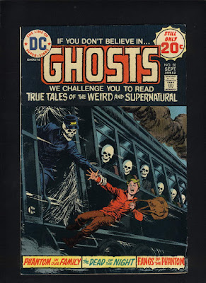 Ghosts DC Comics