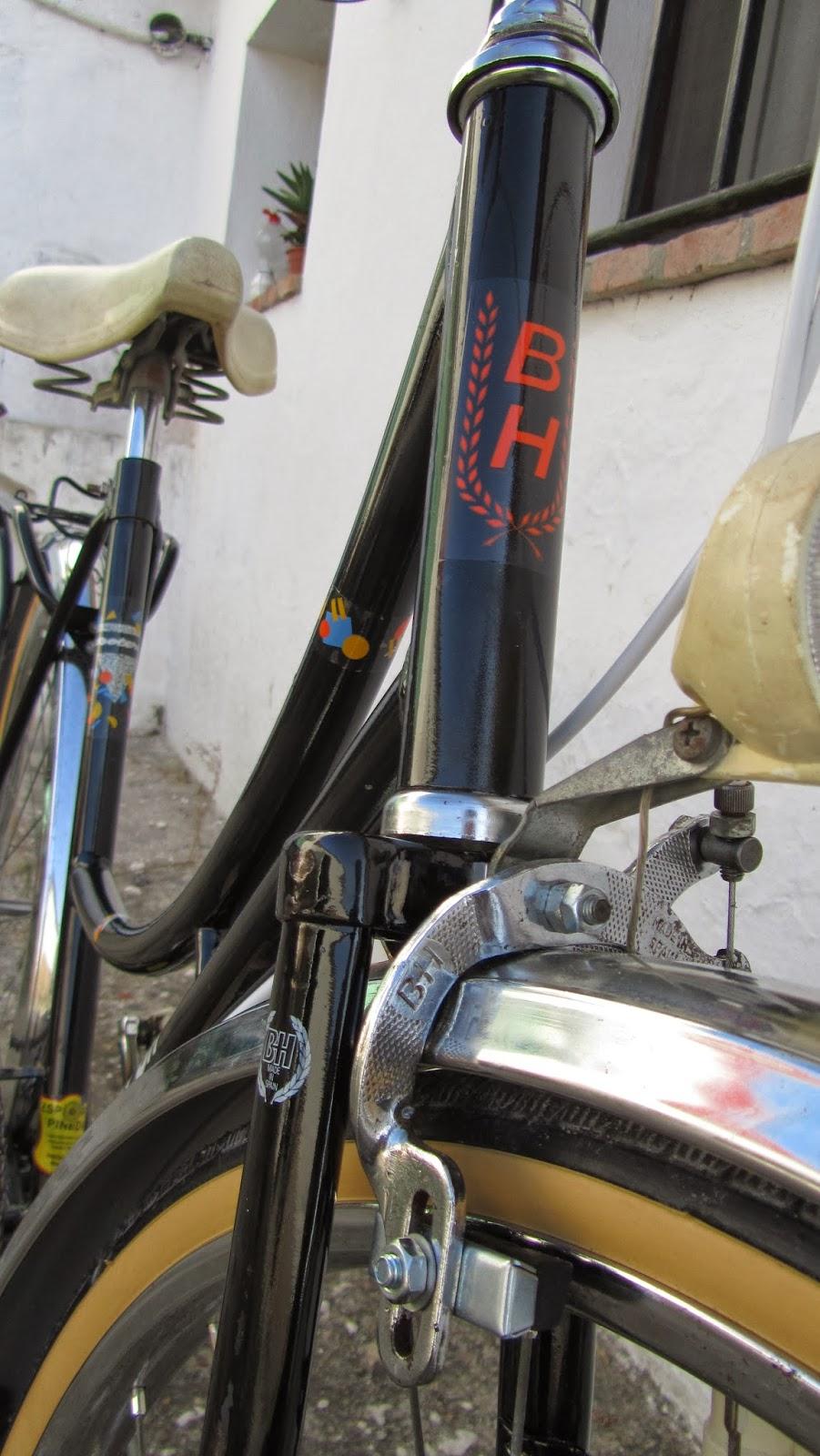 Bicicleta clásica - Bh Bolero