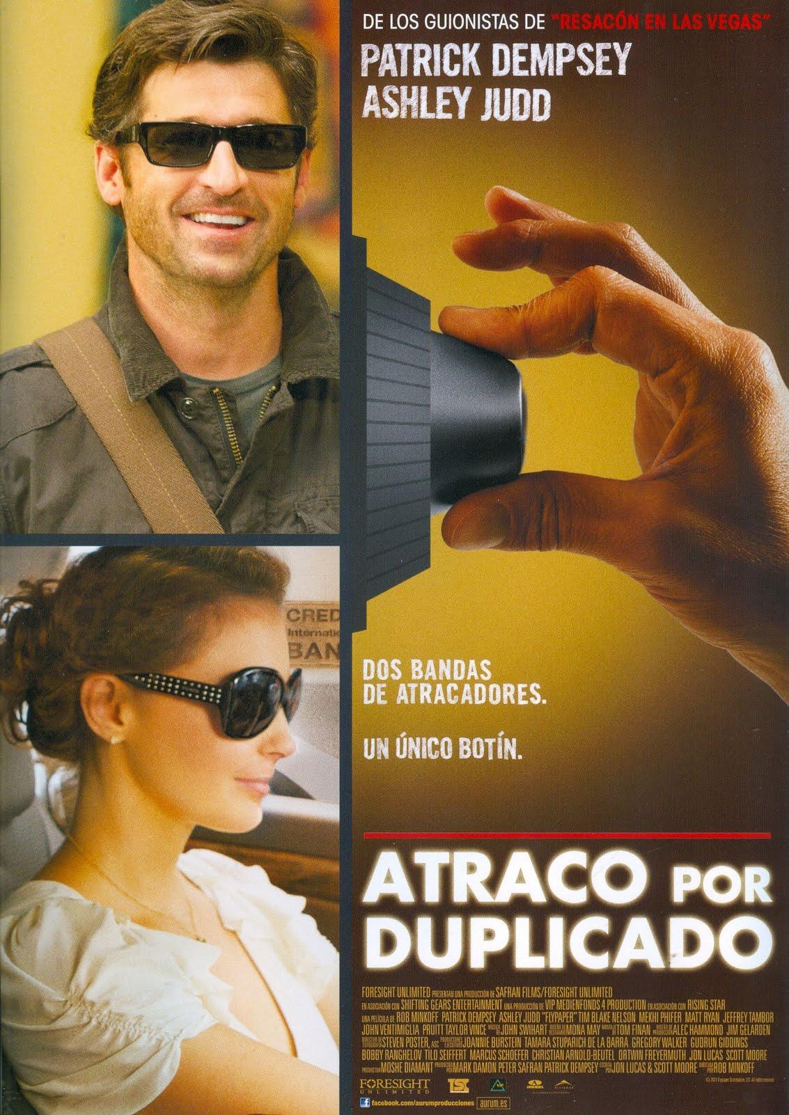 Atraco por duplicado (2011)