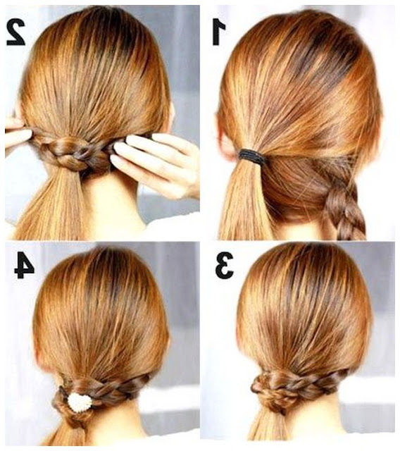 Xbxcvbxcvbxcvb Cute And Easy Hairstyles Tutorials 2015 Women Long