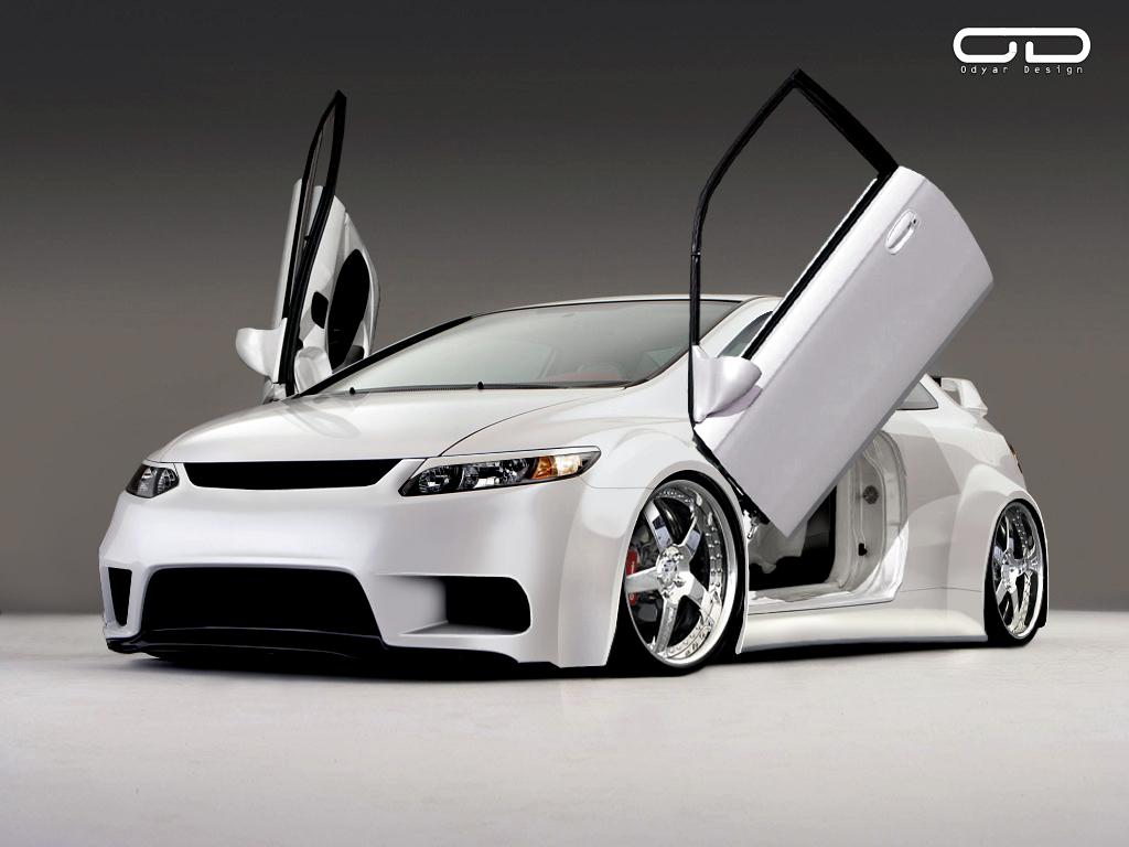 Honda Civic 2001 Coupe Tuning Interior >> Bestcars: May 2011