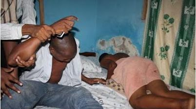 EXPOSED: GHANAIAN PASTOR CAUGHT HAVING SEX WITH A MARRIED