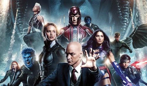 A Cronologia Confusa de X-Men