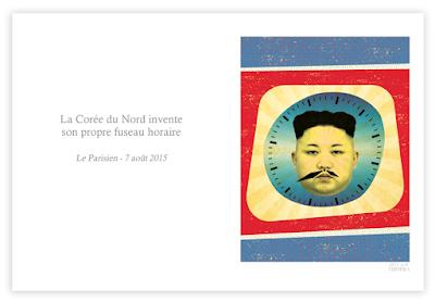 Alex Formika illustration fait divers Le Parisien