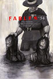 fables bill willingham comic graphic novel