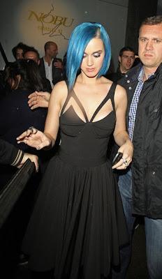 Katy Perry Cutout Dress