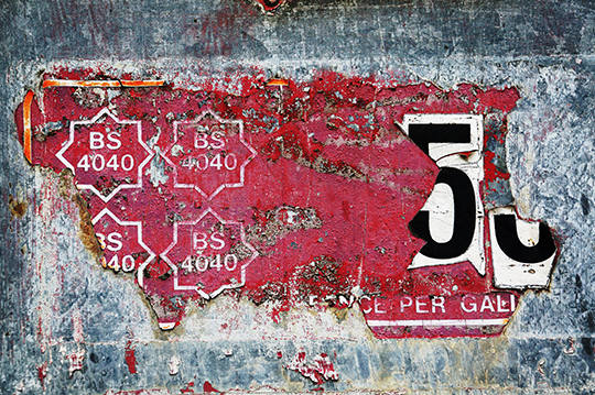 abstract, urban decay, photography, urban, art, pink, grey, orange, black, white,