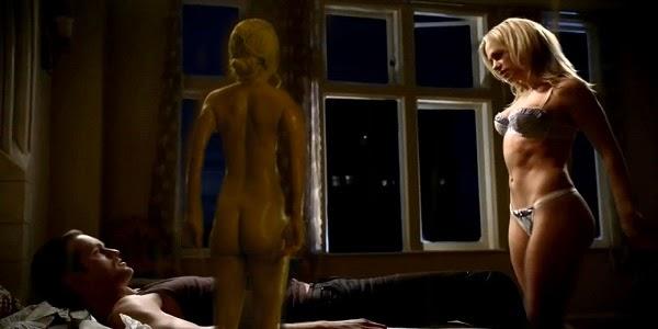 Sookie Stackhouse y Daenerys Targaryen con Eric Northman