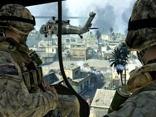 Call of Duty 4 Modern Warfare Screenshot 2