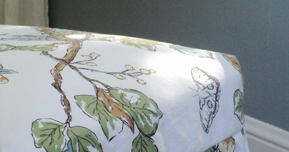 Living in the Rain Garden: Henriksdal Chair Slipcover Part Two: Making The Skirt - Dining Room Chair Slipcover