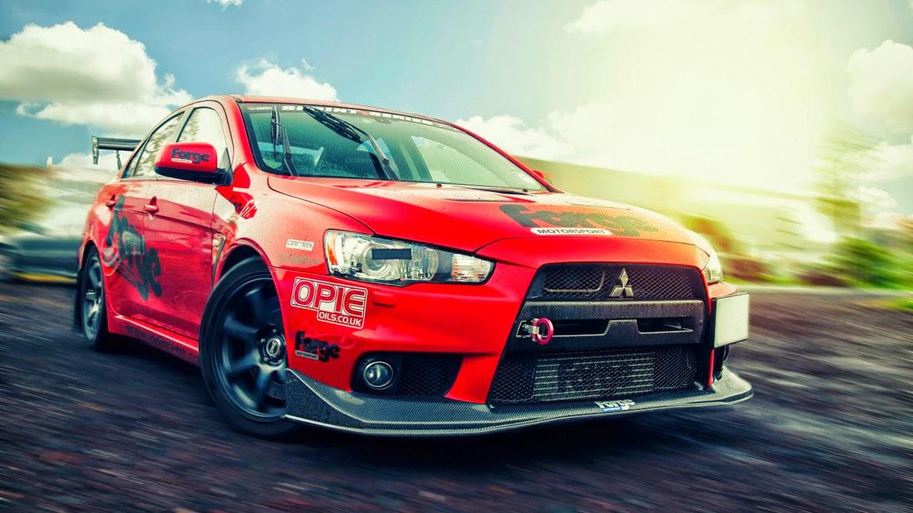 Modifikasi Mitsubishi Lancer Evolution Terbaru