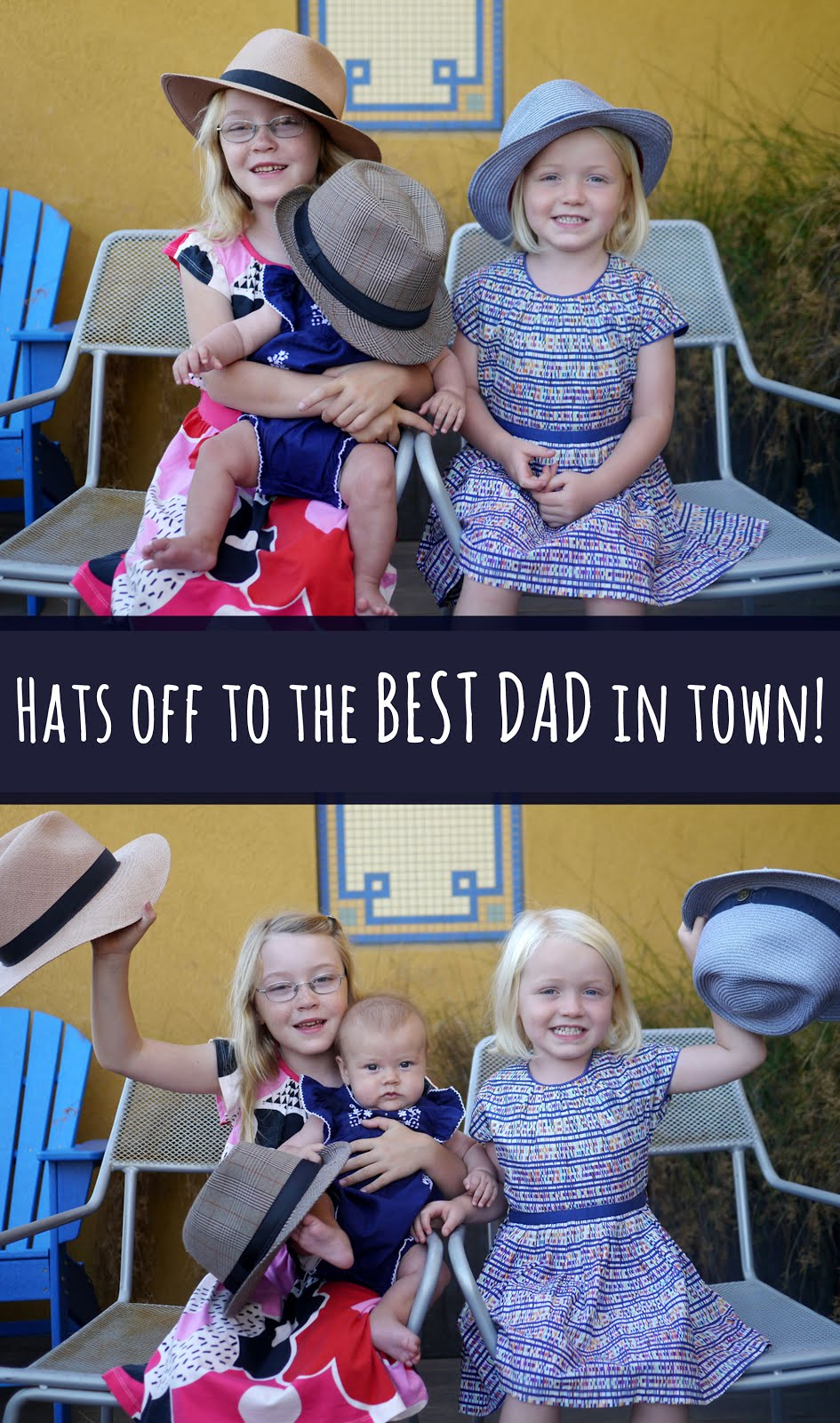 Father's Day: Hats Off to the Best Dad