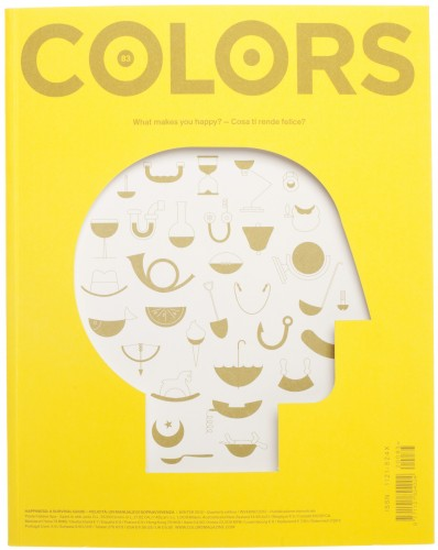 Fabrica features bologna colors 83 what makes you happy for What is a color that makes you happy
