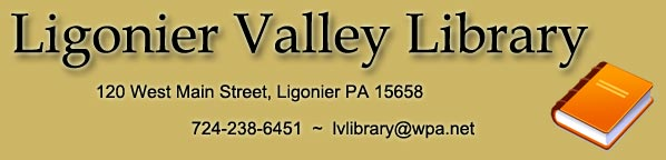 LIGONIER VALLEY LIBRARY